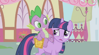 Twilight -can't think straight when I'm hungry- S1E03