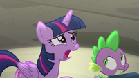"Twilight Sparkle ""greater than we imagined"" S8E1"