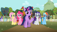 Twilight and friends want to help S2E15