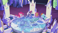 Twilight levitating the book Bygone Griffons of Greatness S5E8.png