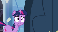 Twilight nervous pout S03E12