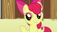Apple Bloom --sometimes you gotta make a few mistakes-- S6E23