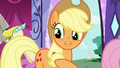 "Applejack ""chopped off her own tail"" S7E19.png"