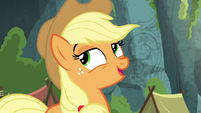 "Applejack ""probably"" S7E25"