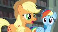 Applejack -one of the hardest things I ever had to do- S4E25