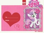 Comic issue 39 Valentine's Day cover