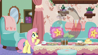 Fluttershy -that's pretty chaotic, right-- S7E12