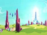 El Imperio de Cristal, Parte 1