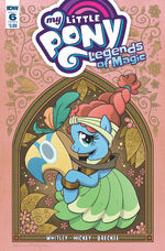 Legends of Magic issue 6 cover A
