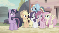 Mane Six's plan is a success S5E2