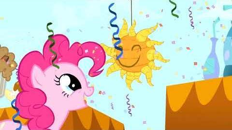 Pinkie's Gala Fantasy Song - Latvian (demo)