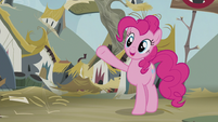 "Pinkie ""how about cake?"" S5E8"
