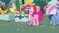 "Pinkie Pie ""I don't want to hear it!"" S7E23"