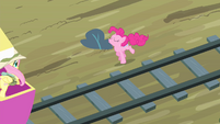 Pinkie Pie 'I'll never forget youuuuuuu!' S4E11