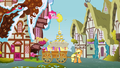 Pinkie Pie giving honey to Applejack 1 S3E8.png