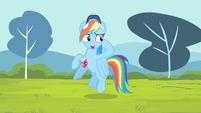 Rainbow Dash 'have a lot of fun' S4E05