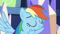 Rainbow Dash -that was good times- S5E3