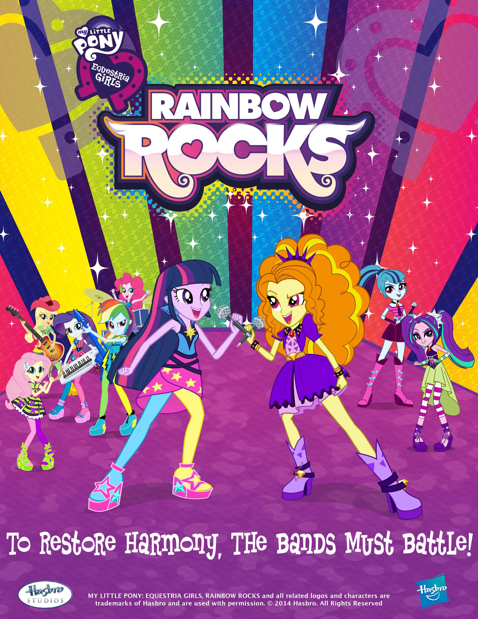 My little pony equestria girls rainbow rocks my little - My little pony wikia ...