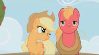 S01E04 Big Mac wątpi w możliwości Applejack