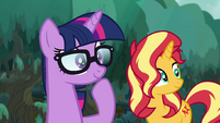 Sci-Twi intrigued by Rainbow's proposal EGSB