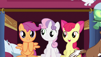 Scootaloo see through S3E11