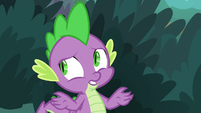 """Spike """"dragon flame and baked goods"""" S9E23"""