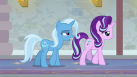 """Trixie """"I can only assume is Twilight's office"""" S9E20"""