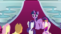 "Twilight ""finally learned that it's okay"" S8E25"