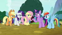 "Twilight ""we can't just march up there"" S8E18"