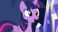 "Twilight Sparkle ""already taking initiative!"" S7E2"