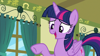 "Twilight Sparkle ""let's borrow that for you"" S7E3"