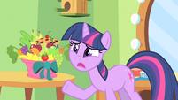 Twilight of course she did S1E20