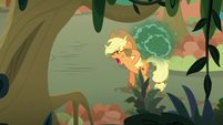 Applejack menaced by fly-ders again S8E23
