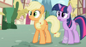 Applejack without her hat