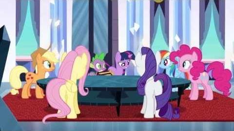 Balada de Imperio de Cristal - Español Latino - My Little Pony
