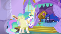 "Celestia ""I can't wait to start planning"" S9E13"