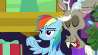 """Discord """"only Fluttershy could tame"""" MLPBGE"""
