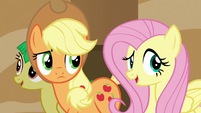 Fluttershy '...wrong around here at all' S6E20