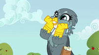Gabby ecstatic --I'm getting a cutie mark!-- S6E19