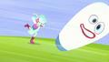 Lyra punching a sandbag EG3.png