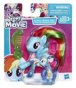 My Little Pony The Movie All About Rainbow Dash packaging