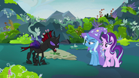 "Pharynx ""they were lurking on our grounds!"" S7E17"