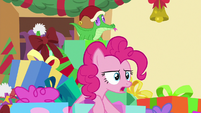"Pinkie Pie ""the biggest holiday challenge"" MLPBGE"