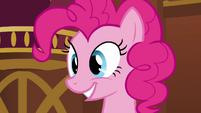 Pinkie Pie 'Yeah, I'm pretty sure I am' S3E3