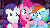 Pinkie Pie -I put it in Tartarus- S8E26