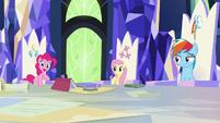Pinkie Pie -I was already in!- S9E4
