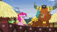 Pinkie Pie -pink pony like yak story!- S7E11