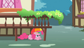 Pinkie Pie hiding under a platform S1E15.png