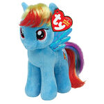 Rainbow Dash Ty Beanie Baby