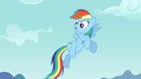 Rainbow Dash gasping S4E12
